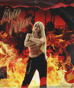 Ava Max – Who's Laughing Now (Acapella & Instrumental)