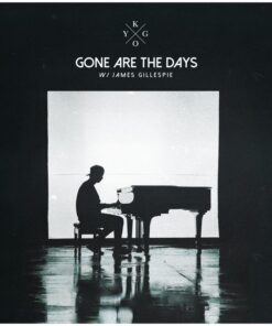 Kygo – Gone Are The Days (feat. James Gillespie) (Acapella)