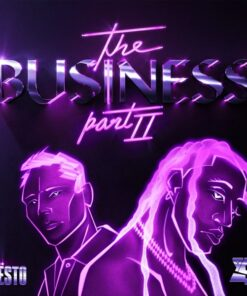 Tiësto & Ty Dolla $ign – The Business, Pt. II (Acapella)