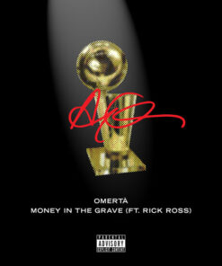 Drake – Money in The Grave (feat. Rick Ross) (Acapella)