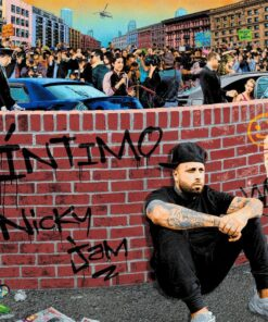 Nicky Jam, Anuel AA – Whine Up (Acapella & Instrumental)
