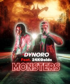 Dynoro feat. 24kGoldn – Monsters (Acapella)